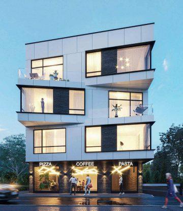 Architechtural concepts